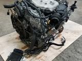 Двигатель Infiniti FX35 VQ35DE за 390 000 тг. в Алматы – фото 2