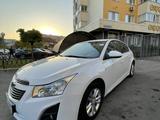 Chevrolet Cruze 2013 года за 4 100 000 тг. в Алматы – фото 4