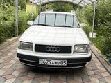 Audi 100 1991 года за 1 700 000 тг. в Есик – фото 2