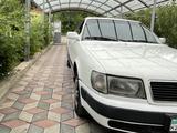 Audi 100 1991 года за 1 700 000 тг. в Есик – фото 4