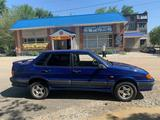 ВАЗ (Lada) 2115 (седан) 2002 года за 880 000 тг. в Костанай – фото 3