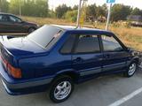 ВАЗ (Lada) 2115 (седан) 2002 года за 880 000 тг. в Костанай – фото 5