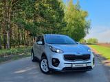 Kia Sportage 2018 года за 9 500 000 тг. в Петропавловск – фото 2