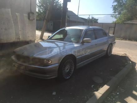 BMW 740 1999 года за 3 000 000 тг. в Алматы