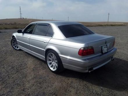 BMW 740 1999 года за 3 000 000 тг. в Алматы – фото 5