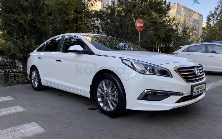 Hyundai Sonata 2014 года за 6 400 000 тг. в Алматы