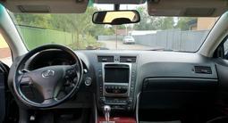 Lexus GS 300 2008 года за 5 900 000 тг. в Алматы – фото 2