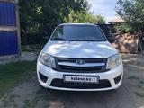 ВАЗ (Lada) Granta 2191 (лифтбек) 2014 года за 2 100 000 тг. в Усть-Каменогорск