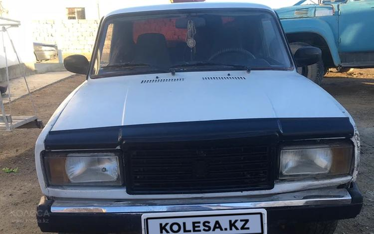 ВАЗ (Lada) 2107 2006 года за 520 000 тг. в Актау
