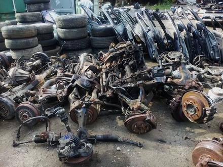 Большой склад контрактных автозапчастей без… в Алматы
