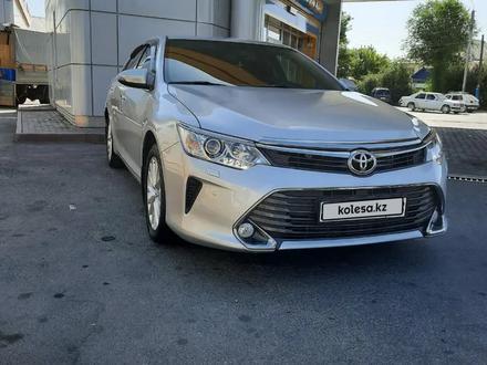Toyota Camry 2015 года за 10 900 000 тг. в Шымкент – фото 11