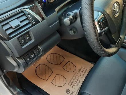Toyota Camry 2015 года за 10 900 000 тг. в Шымкент – фото 20