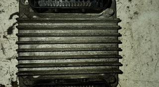 Блок управления двигателем опель зафира а 1.6 экотек за 35 000 тг. в Караганда