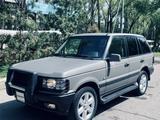 Land Rover Range Rover 2002 года за 5 500 000 тг. в Алматы – фото 2