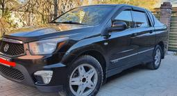 SsangYong Actyon Sports 2013 года за 5 700 000 тг. в Караганда