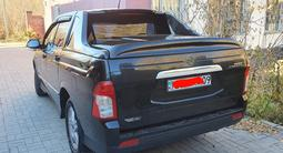 SsangYong Actyon Sports 2013 года за 5 700 000 тг. в Караганда – фото 3