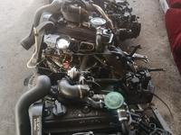 Двигатель на Volkswagen Passat 1.9 турбо, diesel (дизель) за 80 000 тг. в Караганда