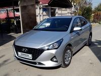 Hyundai Accent 2021 года за 8 200 000 тг. в Шымкент