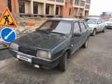 ВАЗ (Lada) 2109 (хэтчбек) 2001 года за 550 000 тг. в Нур-Султан (Астана)