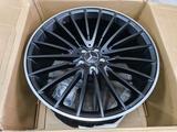 Комплект новых дисков на Mercedes-Benz GLS GLE GLES: 22 5 112 за 1 400 000 тг. в Нур-Султан (Астана) – фото 3