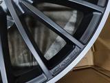 Комплект новых дисков на Mercedes-Benz GLS GLE GLES: 22 5 112 за 1 400 000 тг. в Нур-Султан (Астана) – фото 4