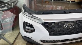 Бампер передний Hyundai Santa Fe за 10 000 тг. в Алматы