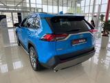 Toyota RAV 4 2021 года за 18 100 000 тг. в Жанаозен – фото 5