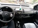 Nissan Note 2009 года за 3 400 000 тг. в Петропавловск – фото 5