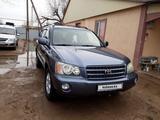 Toyota Highlander 2002 года за 6 500 000 тг. в Уральск – фото 3