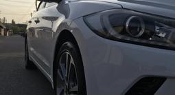 Hyundai Avante 2016 года за 6 800 000 тг. в Шымкент – фото 2
