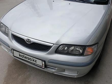 Mazda 626 1998 года за 1 250 000 тг. в Костанай – фото 2