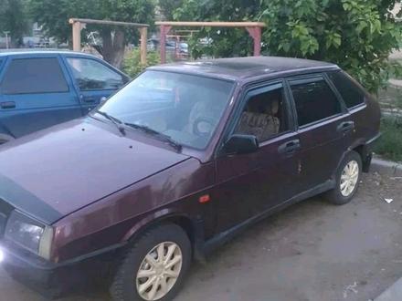 ВАЗ (Lada) 2109 (хэтчбек) 1996 года за 400 000 тг. в Новоишимский – фото 2