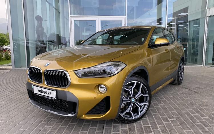 BMW X2 2018 года за 14 437 000 тг. в Алматы