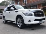 Infiniti QX56 2012 года за 10 500 000 тг. в Алматы
