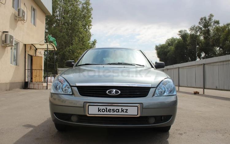 ВАЗ (Lada) Priora 2172 (хэтчбек) 2008 года за 2 600 000 тг. в Шу