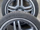 Оригинальные диски с резиной от Mercedes W211, 210 AMG за 250 000 тг. в Алматы
