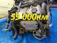 Двигатель Mitsubishi Galant e53a 6a11 за 320 250 тг. в Алматы