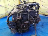 Двигатель Mitsubishi Galant e53a 6a11 за 320 250 тг. в Алматы – фото 2