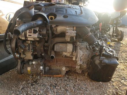 Двигатель на Хюндай Санта фе2.2 diesel за 750 000 тг. в Алматы – фото 3