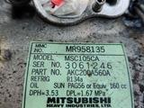 Компрессор кондиционера 2002 — 2010 4g69 mitsubishi galant за 45 000 тг. в Костанай – фото 4