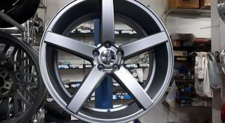 Комплект дисков VOSSEN CV3 20 5 114.3 8.5J et40 СV 73.1 за 400 000 тг. в Алматы