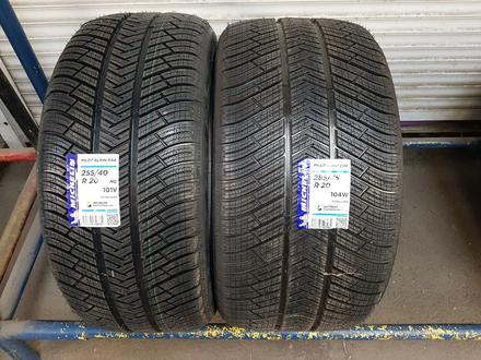 Michelin pilot Alpin 4 255/40 R20 V 295/35 R20 за 550 000 тг. в Алматы