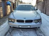 BMW 735 2003 года за 3 300 000 тг. в Алматы
