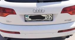 Audi Q7 2007 года за 7 300 000 тг. в Алматы – фото 2