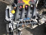 Привазной двигатель К4М Ларгус, рено за 300 000 тг. в Алматы