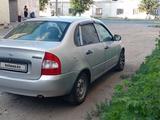 ВАЗ (Lada) Kalina 1118 (седан) 2008 года за 1 000 000 тг. в Семей – фото 4