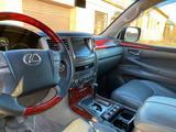 Lexus LX 570 2008 года за 15 000 000 тг. в Кызылорда – фото 5