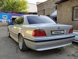 BMW 735 2000 года за 4 600 000 тг. в Алматы – фото 2