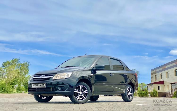 ВАЗ (Lada) 2190 (седан) 2018 года за 2 750 000 тг. в Караганда