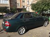 ВАЗ (Lada) Priora 2170 (седан) 2007 года за 1 700 000 тг. в Петропавловск – фото 5